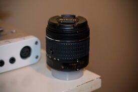 New Nikkon 18-55mm lens
