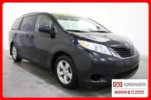 2013 Toyota Sienna LE 7 PASSAGER+CAMÉRA RECUL