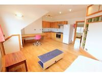 **Amazing and spacious ONE BEDROOM FLAT on the top floor in Muswell Hill:Muswell Road available NOW!