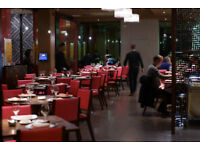 Waiter or waitress full time & partime in Paddington Central. A great enviroment to work with