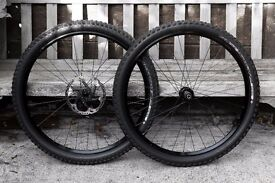 Specialized Enduro wheelset disc 10 speed 29er ROVAL (GOOD CONDITION)