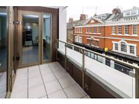 ** AMAZING MODERN 2 BED APARTMENT WITH PRIVATE BALCONY, NEXT TO PIMLICO TUBE, WESTMINSTER, SW1 - AW