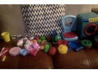 toy bundle for toddler girls