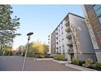 Stunning 2 Bed Flat in Brentfords GWQ Development with 2 Balconies, Secure Parking, 2 Bathrooms.