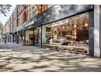 EXPERIENCED STORE MANAGER FOR AN ITALIAN DELI IN CHISWICK, WEST LONDON