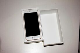 Iphone 6 White and Gold 64GB (Ok Condition)