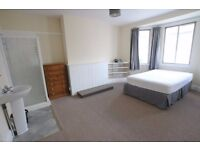 nice double room available with private shower, working professionals, 12 mins from Drake Circus