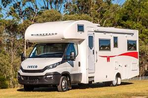2016 Winnebago Burleigh CL (Club Lounge) Motorhome Northgate Brisbane North East Preview