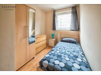 SINGLE USE ROOM IN SHADWELL ZONE 2-* MORE ROOMS IN THE SAME HOUSE