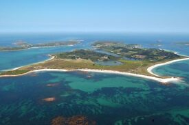 Cottage Cleaning / Housekeeping Couples - Tresco, Isles of Scilly, Accommodation Provided