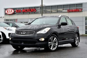 2012 Infiniti EX35 EDITION LUXE+CUIR+TOIT+CAMERA 360! LOW COST L