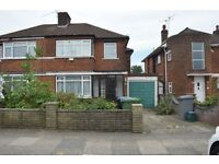 Spacious 3 Bedroom Property With a Private Garden & Drive Located In Edgware. Available Immediately