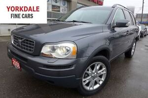 2008 Volvo XC90 3.2L. 7 Passengers. Leather.Roof. AWD
