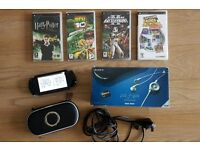 Sony PSP-1000 Handheld console & 12 Games