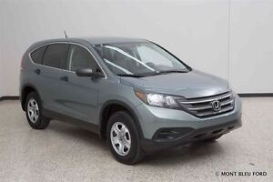 2013 Honda CR-V LX/AWD, *NO ADMIN FEE, FINANCING AVALAIBLE WITH
