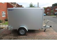Indespension Tow-A-Van TAV 3 Box Trailer For Sale