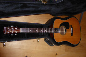 BLUERIDGE BR 40 DREADNOUGHT GUITAR - P/X POSSIBLE.
