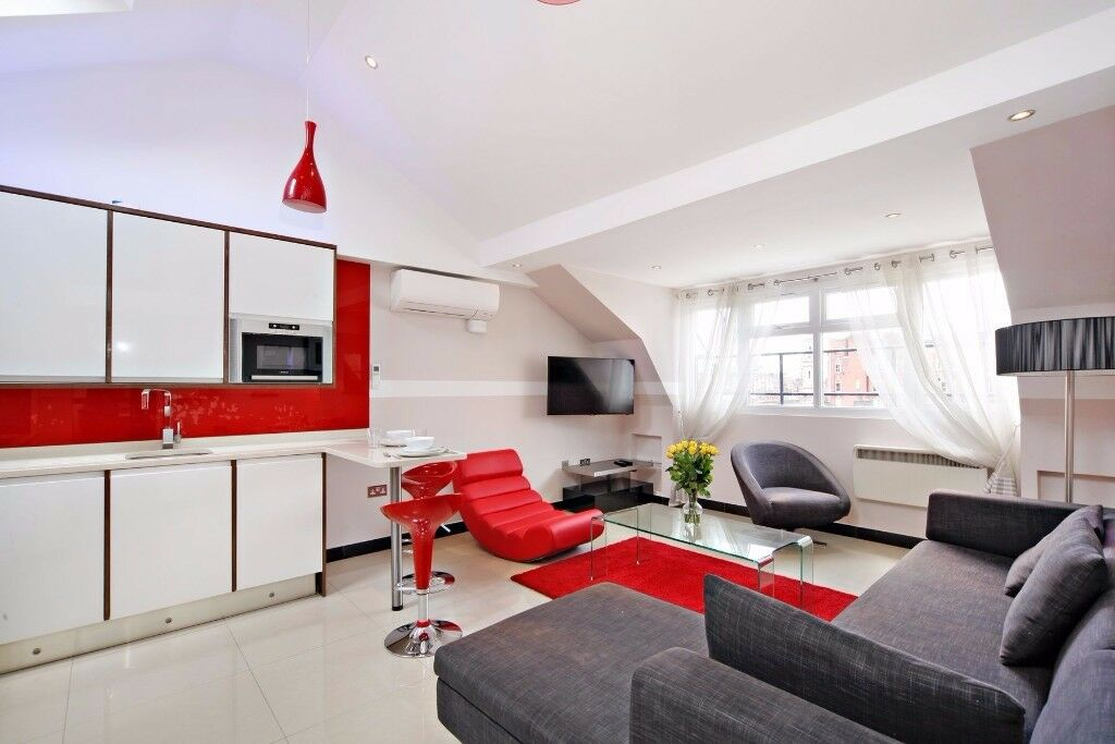AVAILABLE SOON**BAKER STREET**GORGEOUS ONE BED FLAT FOR LONG