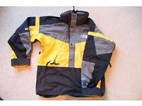 Northface Gortex Mens Ski Jacket / Treking Alpine Jacket / Sz Medium