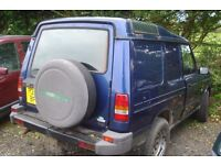 Landrover discovery tdi for sale, spares or repairs, tel Jc 07768780940
