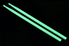 Glow in the Dark Drum Sticks