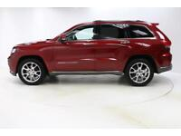 Jeep Grand Cherokee V6 CRD SUMMIT (red) 2014-12-23