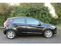 Ford Fiesta 1.2 Zetec 63 plate 11,000 Low Miles, HPI Clear, Showroom condition, One owner From New