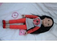 Designa Friend Doll Poppy