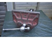 """Parkinsons No 15 Perfect Woodworking Quick Release Vice. 9"""" jaw width. Made in England."""