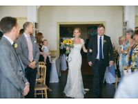 Beautiful Suzanne Neville 'Antonia' Wedding Dress for Sale