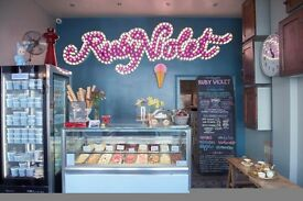 Cook wanted for ice cream parlour based in Tufnell Park. Immediate start. Part time or full time