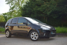 2008 FORD C-MAX ZETEC TDCI cheap tax,perfect family car, rear blinds
