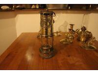 boat vintage oil lamps solid brass
