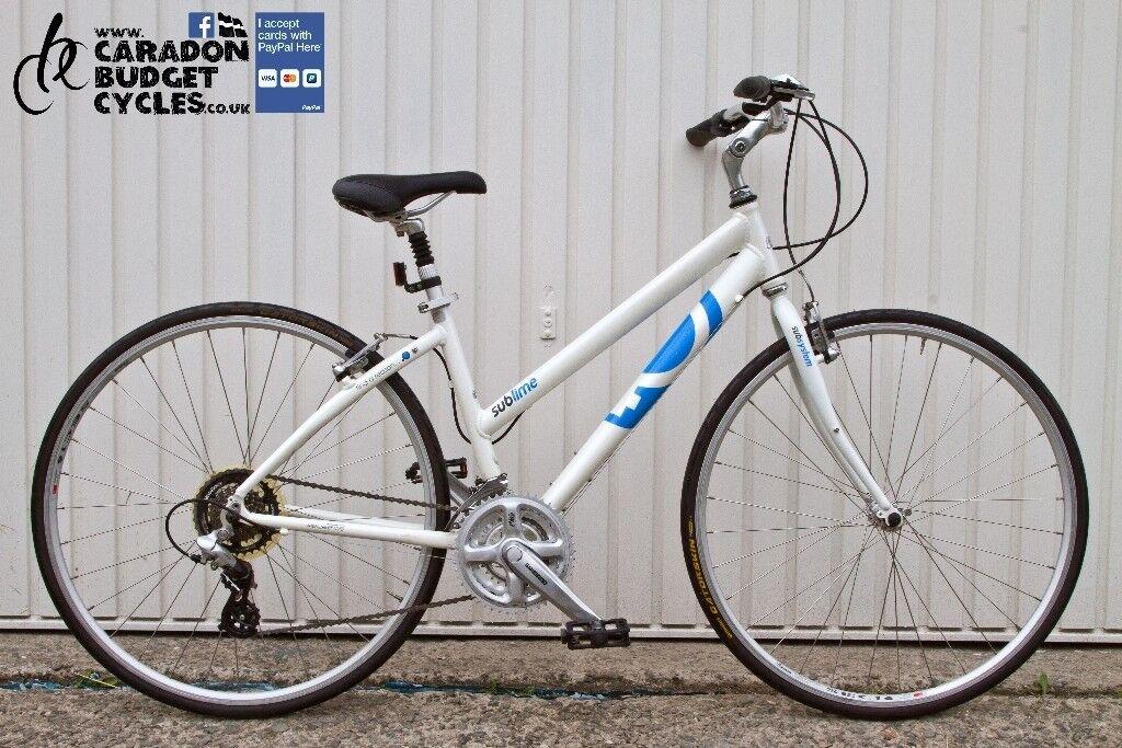 Sublime Ladies Hybrid Bike by Sarah Ulmer/ Avanti Bikes(NZ) | in ...
