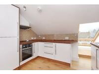 Well presented two bedroom conversion flat for rent on Aldermary Road in Bromley