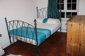STYLISH DBL in WAPPING/Tower Hill-LOW DEP. Bills inc-Free internet-free weekly cleaning, only 3rooms