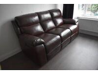 Harveys Warren Manual Recliner 3 Seater sofa