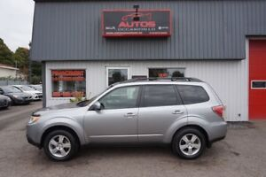 2010 Subaru Forester 2.5 X Touring Package AWD 5 VITESSES TOIT O