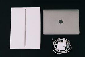 Macbook Space Grey 8GB Memory 250GB Storage