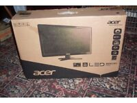 "ACER G246 24"" LED Full HD 1080p HDMi Monitor"