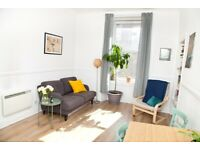 One bedroom furnished property a short walk from Portobello beach