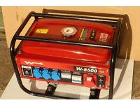 NEW Petrol Generator 12v/220v/380v 8.5Kw