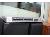 SONY ST-JX22L STEREO TUNER