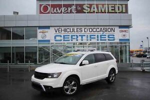 2016 Dodge Journey Crossroad 7 PLACES+NAVIGATION+TOIT OUVRANT