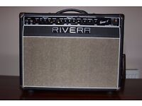 Rivera Venus 6 - 35w All Valve Guitar Combo, footswitch and KLD volume attenuator