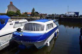 19ft Dawncraft Dandy Boat