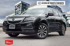2014 Acura MDX Tech at No Accident|DVD| Remote Start