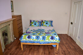 A spacious bright double room, ALL BILLS INCLUDED, Free super fast wifi Seven Sisters