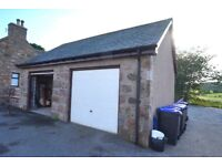 Garage available for rent in Blackburn area - full size garage for a vehicle or general storage