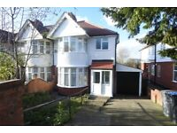 New kitchen/New flooring - 3-4 Bedroom house with garage, parking and large garden in Neasden